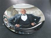 BRADFORD EXCHANGE Collectible Plate/Figurine DADDY WARBUCKS PLATE